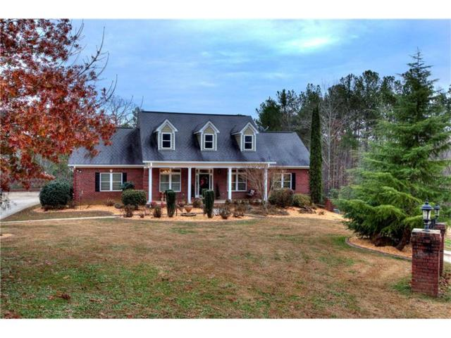 1150 Brushy Mountain Road, Rockmart, GA 30153 (MLS #5939891) :: North Atlanta Home Team