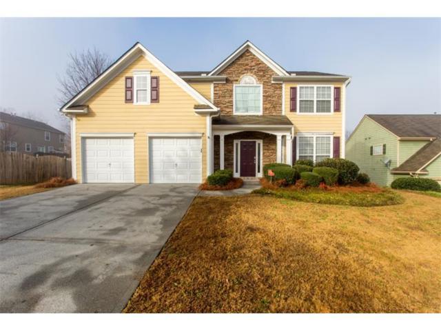 329 Park Creek Ridge, Woodstock, GA 30188 (MLS #5939992) :: Kennesaw Life Real Estate