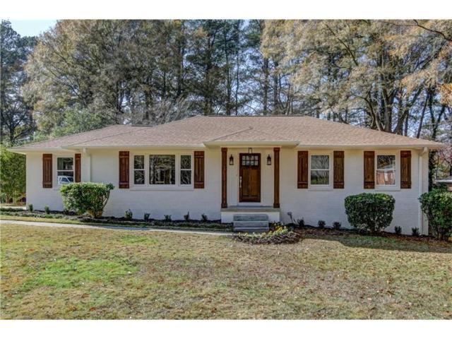 2940 Stonecreek Road SE, Smyrna, GA 30080 (MLS #5940061) :: North Atlanta Home Team