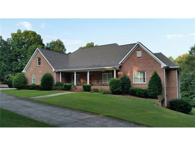380 Roy Haynes Drive, Ball Ground, GA 30107 (MLS #5940131) :: Path & Post Real Estate