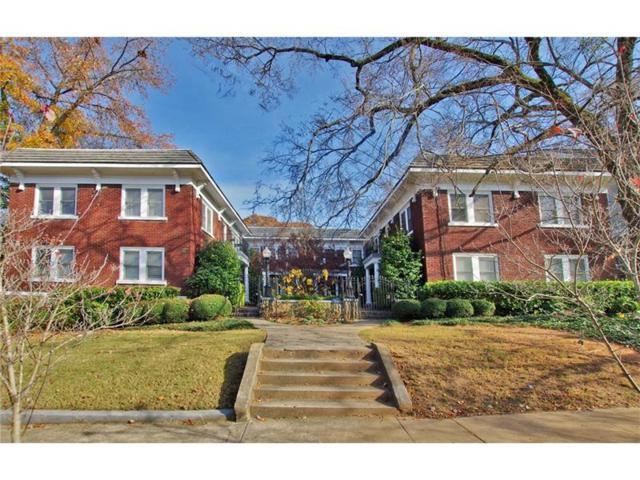 653 Bonaventure Avenue NE #7, Atlanta, GA 30306 (MLS #5940172) :: North Atlanta Home Team