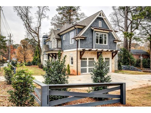 3405 Roswell Road, Atlanta, GA 30305 (MLS #5940338) :: North Atlanta Home Team