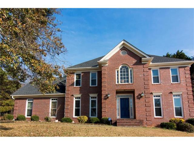 1387 Mourning Dove Drive SW, Conyers, GA 30094 (MLS #5940357) :: Carrington Real Estate Services
