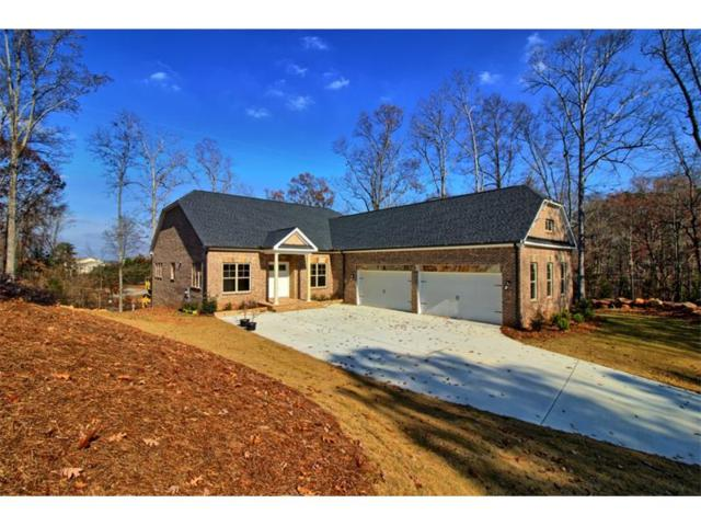 1502 Mountain Reserve Drive NW, Kennesaw, GA 30152 (MLS #5940392) :: North Atlanta Home Team