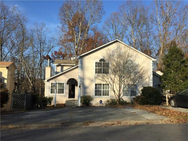 4143 Lake Mist Drive NW, Kennesaw, GA 30144 (MLS #5940415) :: North Atlanta Home Team
