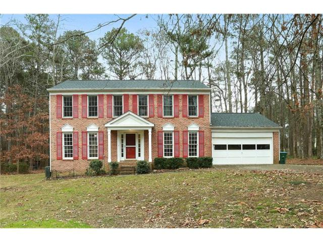 4635 Walden Trace, Peachtree Corners, GA 30092 (MLS #5940418) :: Rock River Realty