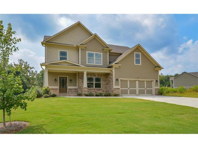 122 Canyon Ridge Trail, Canton, GA 30114 (MLS #5940437) :: North Atlanta Home Team