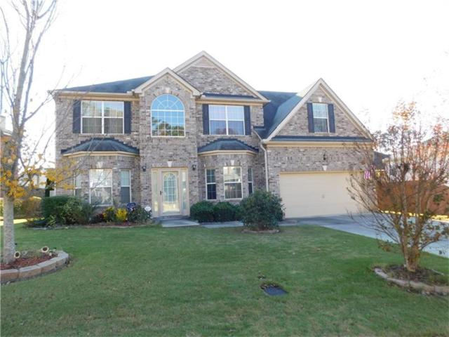 3672 Sunbridge Drive, Snellville, GA 30039 (MLS #5940459) :: Carrington Real Estate Services