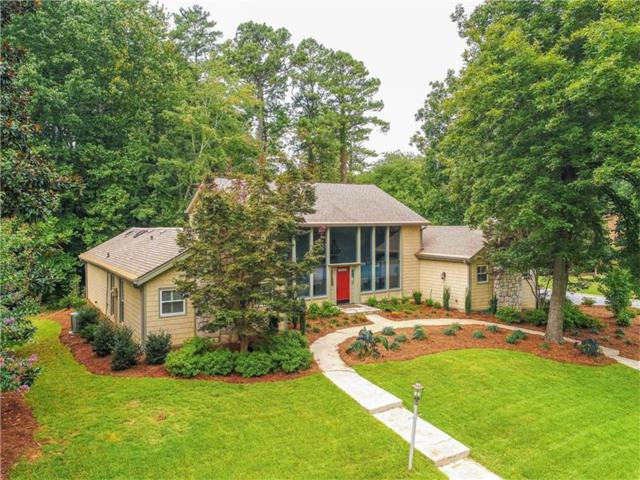 5275 Trowbridge Drive, Dunwoody, GA 30338 (MLS #5940510) :: Rock River Realty