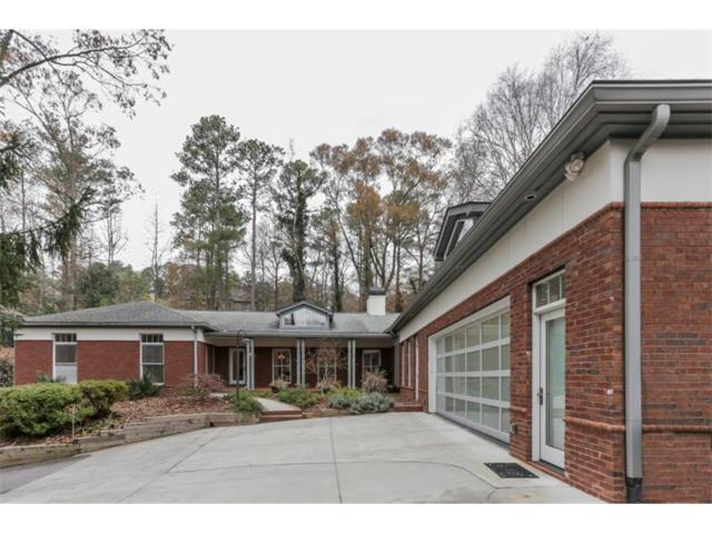 3257 Teton Drive SE, Atlanta, GA 30339 (MLS #5940529) :: Charlie Ballard Real Estate