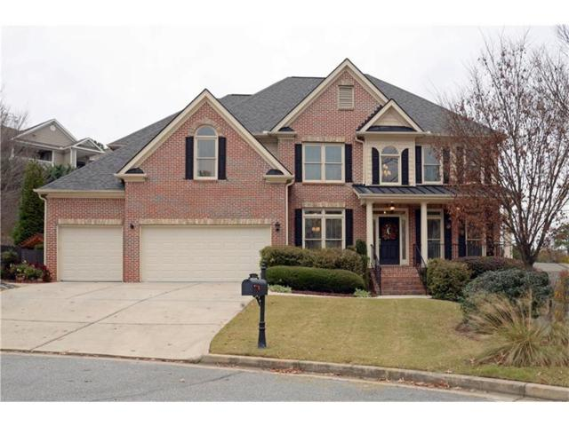 2169 Oakdale Estates Court, Smyrna, GA 30080 (MLS #5940579) :: North Atlanta Home Team