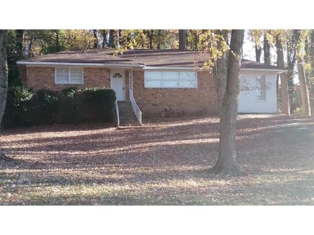 2266 Hills Lane Drive SE, Smyrna, GA 30080 (MLS #5940630) :: North Atlanta Home Team