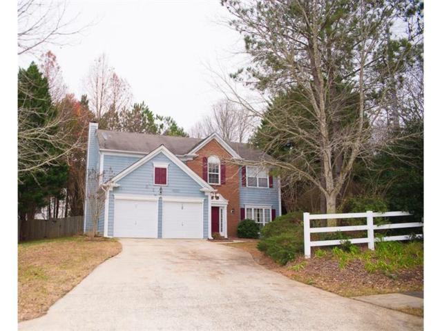 3402 Chastain Glen Lane NE, Marietta, GA 30066 (MLS #5940665) :: Rock River Realty