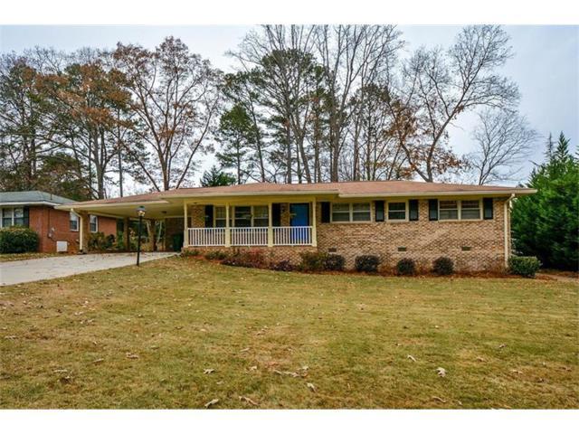 243 Doeskin Lane SE, Smyrna, GA 30082 (MLS #5940712) :: Kennesaw Life Real Estate
