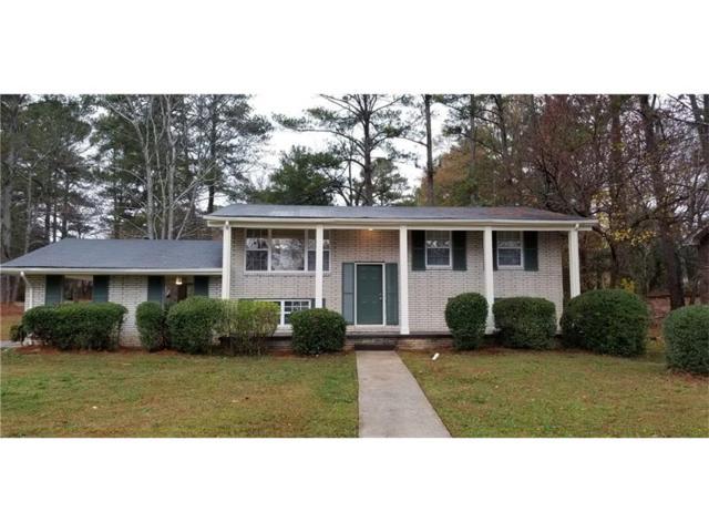 2706 Bradmoor Drive, Decatur, GA 30034 (MLS #5940716) :: Carrington Real Estate Services