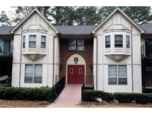 6851 Roswell Road H15, Sandy Springs, GA 30328 (MLS #5940735) :: North Atlanta Home Team