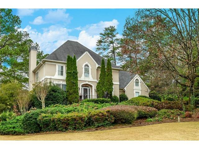 7670 Blandford Place, Sandy Springs, GA 30350 (MLS #5940885) :: Rock River Realty