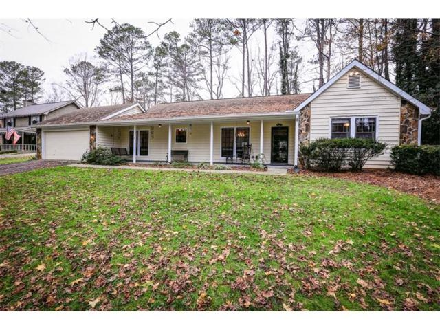 4727 Old Lyme Court, Peachtree Corners, GA 30096 (MLS #5940895) :: Rock River Realty
