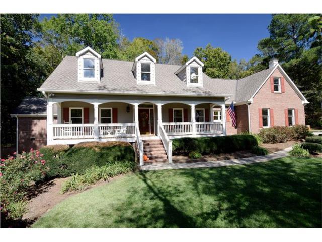 2721 County Line Road NW, Acworth, GA 30101 (MLS #5940932) :: Kennesaw Life Real Estate