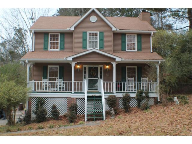 2891 Emerald Lane, Acworth, GA 30102 (MLS #5940959) :: Kennesaw Life Real Estate
