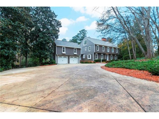 680 Tanglewood Trail, Sandy Springs, GA 30327 (MLS #5940960) :: The Hinsons - Mike Hinson & Harriet Hinson