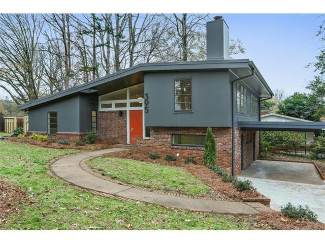 395 Talcott Circle NW, Marietta, GA 30064 (MLS #5940963) :: North Atlanta Home Team