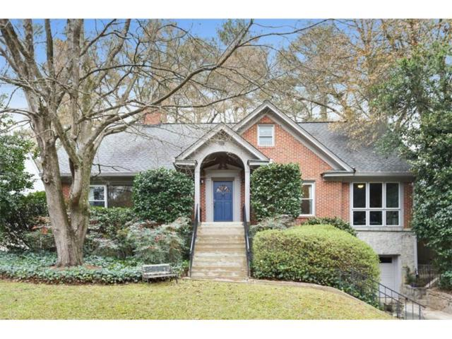 1336 Pasadena Avenue NE, Atlanta, GA 30306 (MLS #5940964) :: The Zac Team @ RE/MAX Metro Atlanta