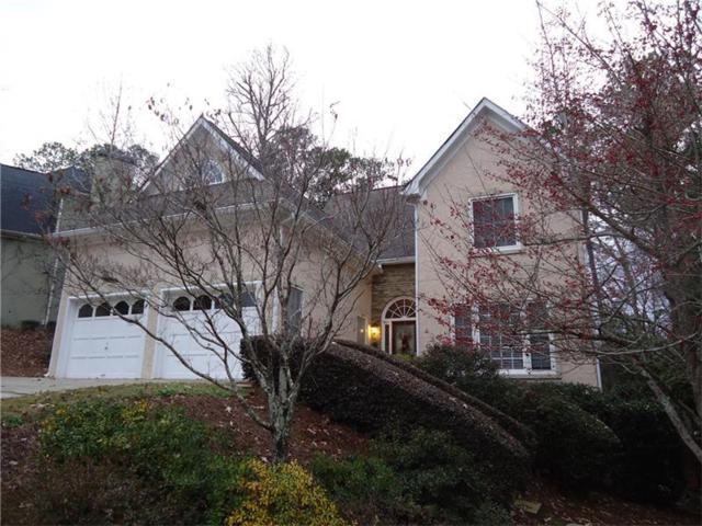 5714 Brookstone Walk, Acworth, GA 30102 (MLS #5940998) :: Kennesaw Life Real Estate