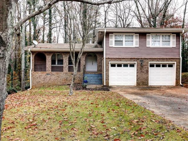 2810 Leisure Woods Lane, Decatur, GA 30034 (MLS #5941024) :: Carrington Real Estate Services