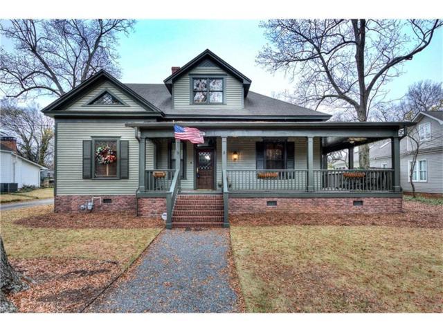 211 West Avenue, Cartersville, GA 30120 (MLS #5941063) :: Kennesaw Life Real Estate