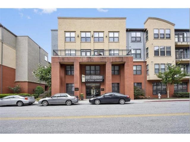 400 17th Street NW #2337, Atlanta, GA 30363 (MLS #5941128) :: Charlie Ballard Real Estate