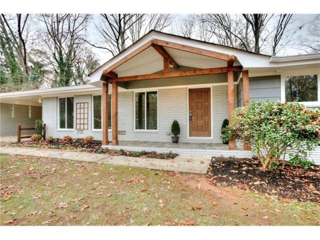 4266 Smithsonia Drive, Tucker, GA 30084 (MLS #5941138) :: North Atlanta Home Team