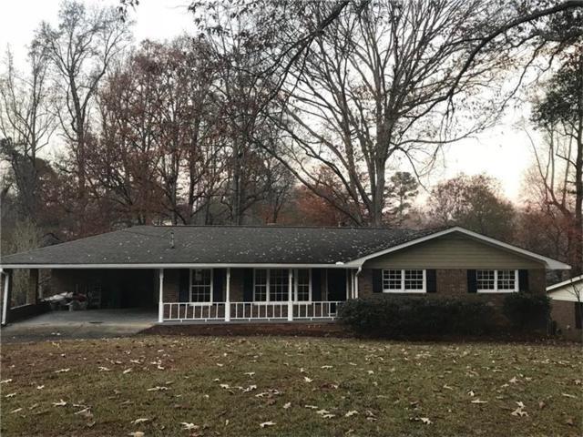 4138 Honeysuckle Drive SE, Smyrna, GA 30082 (MLS #5941172) :: North Atlanta Home Team