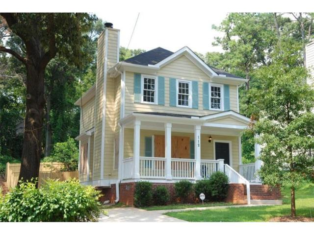112 SE Hillside Avenue SE, Atlanta, GA 30315 (MLS #5941250) :: North Atlanta Home Team