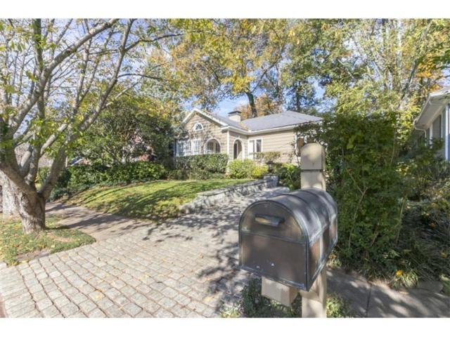 854 Courtenay Drive NE, Atlanta, GA 30309 (MLS #5941261) :: Carrington Real Estate Services
