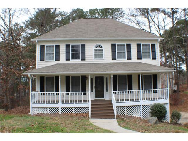 1009 Picketts Ridge, Acworth, GA 30101 (MLS #5941274) :: Kennesaw Life Real Estate