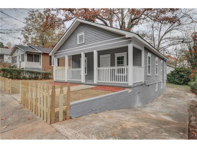 1056 Welch Street SW, Atlanta, GA 30310 (MLS #5941283) :: The North Georgia Group