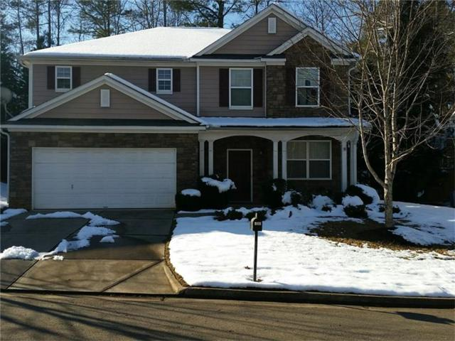 409 Howell Crossing, Canton, GA 30115 (MLS #5941323) :: Charlie Ballard Real Estate