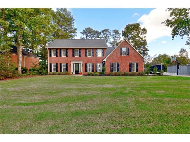 1140 Princeton Walk NE, Marietta, GA 30068 (MLS #5941348) :: North Atlanta Home Team