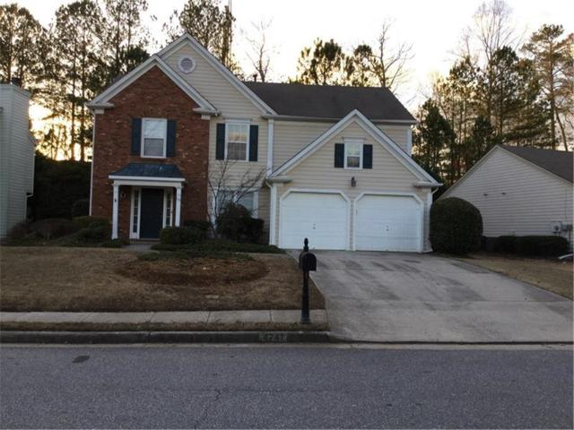 4741 Bankside Way, Peachtree Corners, GA 30092 (MLS #5941367) :: Carrington Real Estate Services