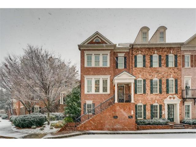 4383 Bridgehaven Drive SE, Smyrna, GA 30080 (MLS #5941423) :: Charlie Ballard Real Estate