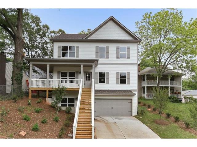 1476 Woodbine Avenue SE, Atlanta, GA 30317 (MLS #5941450) :: The Zac Team @ RE/MAX Metro Atlanta