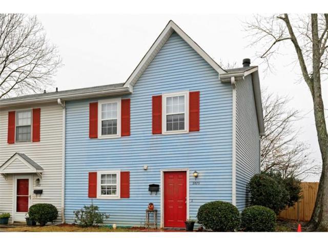 2875 Spring Villa Lane SE, Smyrna, GA 30080 (MLS #5941474) :: Charlie Ballard Real Estate