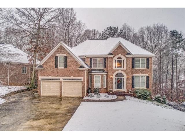 713 E Green Lane, Woodstock, GA 30189 (MLS #5941504) :: Path & Post Real Estate