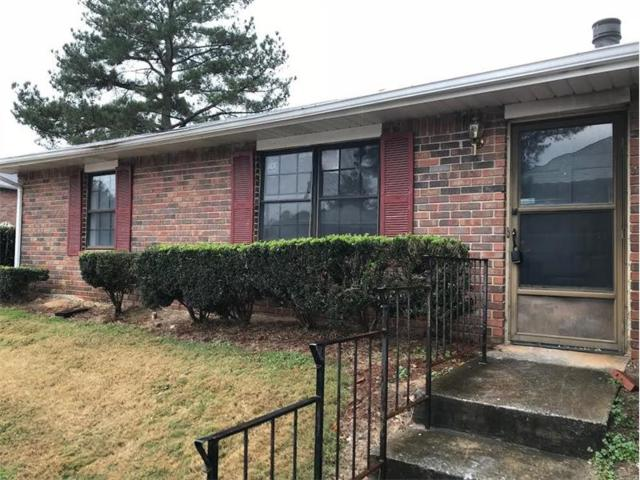 6354 Shannon Parkway 27A, Union City, GA 30291 (MLS #5941556) :: The Zac Team @ RE/MAX Metro Atlanta