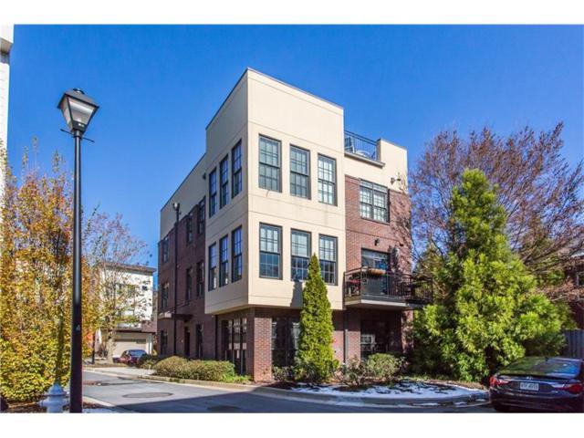1300 Dekalb Avenue NE #721, Atlanta, GA 30307 (MLS #5941612) :: The Hinsons - Mike Hinson & Harriet Hinson