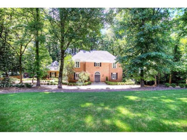 300 Skyridge Drive, Sandy Springs, GA 30350 (MLS #5941624) :: Rock River Realty