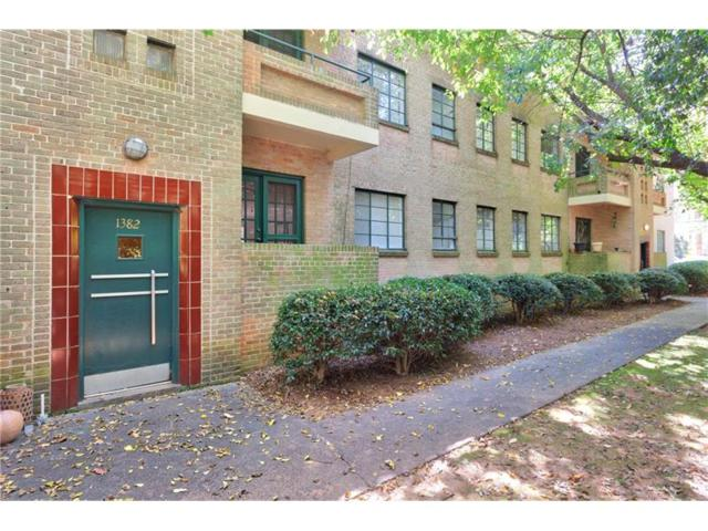 1382 Normandy Drive NE #2, Atlanta, GA 30306 (MLS #5941635) :: The Zac Team @ RE/MAX Metro Atlanta