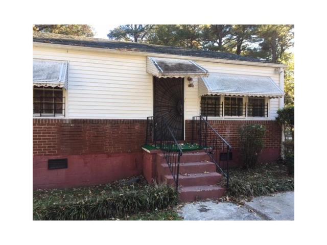 599 Church Street NW, Atlanta, GA 30318 (MLS #5941636) :: North Atlanta Home Team