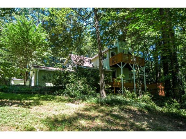 7560 Winters Chapel Road, Sandy Springs, GA 30350 (MLS #5941659) :: Charlie Ballard Real Estate